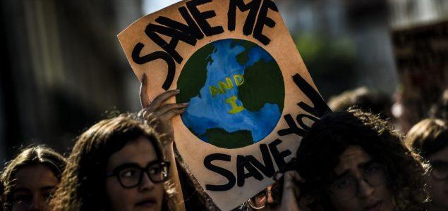 """""""Klimatski protesti"""" izabrani za reč godine"""