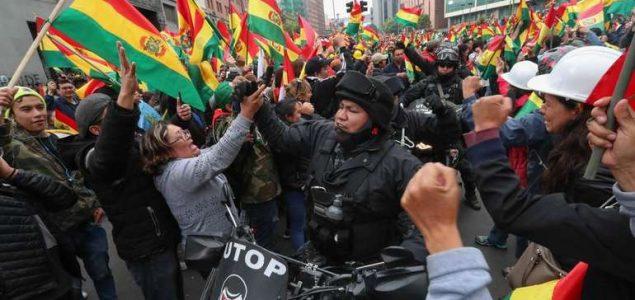 Latinoamerička ljevica osudila 'udar' u Boliviji