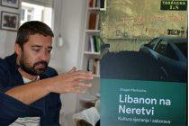 """Promocija knjige Dragana Markovine """"Libanon na Neretvi"""" i projekcija filma Dine Mustafića """"I bi svjetlost"""" u Mostaru"""