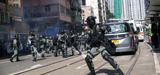 Američki senatori traže poseban zakon o Hong Kongu