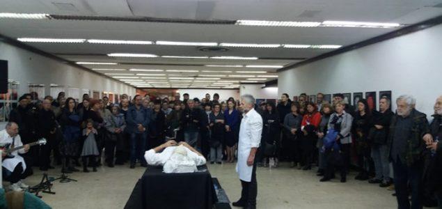 Sarajevo: Retrospektivna izložba radova Saše Bukvića
