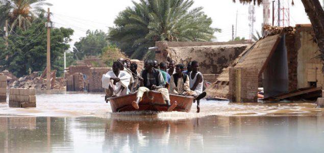 Poplave u Sudanu, deseci hiljada trebaju pomoć