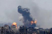 Izrael izveo zračni napad na Gazu