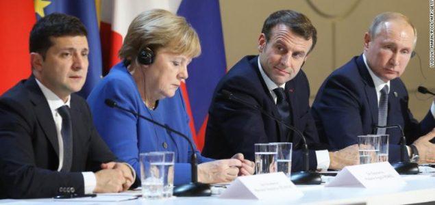 Ukrajina i Rusija postigle mirovni dogovor, obustava vatre do Nove godine