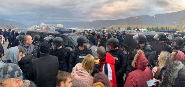 Platforma za progres Mostar: Faktura za nerad nadležnih ne smije biti ispostavljena građanima u formi policijske represije