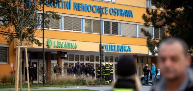 Napad na bolnicu u Ostravi, šestoro ubijeno