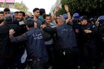 Demonstracije i sukobi tokom izbora u Alžiru