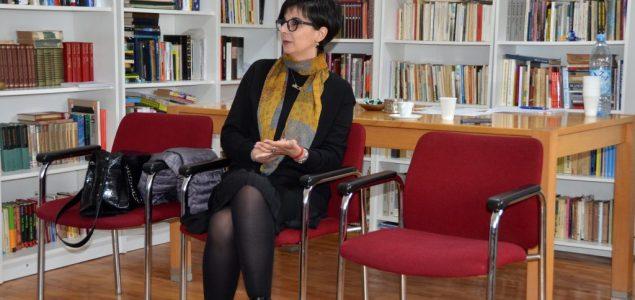 "Prof. dr. Lejla Turčilo: ""Kako se postaje negator genocida"""