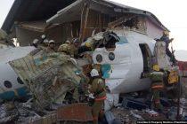 Avion u Kazahstanu pao pri poletanju, najmanje 15 žrtava