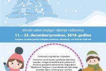 Collegium artisticum: ZIMSKI SALON KNJIGE I DJEČIJE RADIONICE
