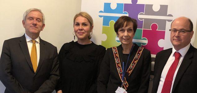 Ambasador Francuske i ambasadorica Njemačke u BiH u posjeti RYCO lokalnoj kancelariji u Bosni i Hercegovini