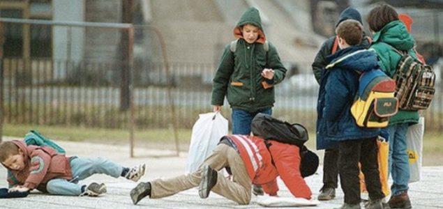 U FBiH svako treće dijete je žrtva vršnjačkog nasilja, posmatrači su isto što i nasilnici