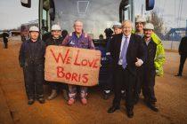 Triumf Torijevaca u Velikoj Britaniji: Kralj Boris