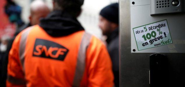 """Masovni protesti u Francuskoj: """"Sadašnji mirovinski sistem je nepravedan"""""""