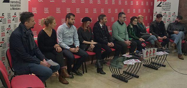 """Premijera predstave """"Identitluk"""" u Mostaru"""