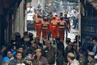 Indija: Više od 40 radnika poginulo u stravičnom požaru u tvornici