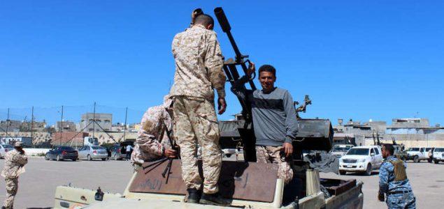UN poziva na poštovanje embarga na oružje u Libiji