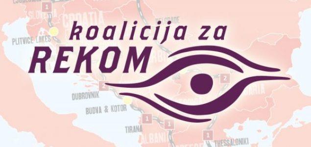 Koalicija za REKOM preuzima brigu za izradu regionalnog popisa žrtava u vezi sa ratovima devedesetih na području bivše Jugoslavije