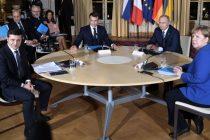 Samit o Ukrajini u Parizu: Učesnici dogovorili primirje u Istočnoj Ukrajini