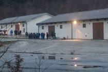 Migranti iz Vučjaka stigli u Blažuj kod Sarajeva