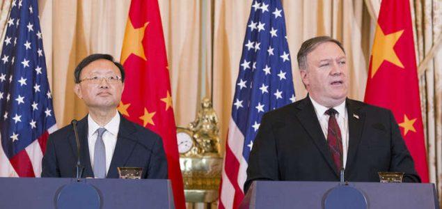 Yang Pompeu: Ne miješajte se u unutrašnja pitanja Kine
