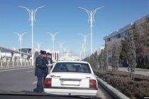 Nova blokada puta za vozačice u Turkmenistanu