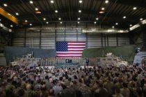 """Trump kod trupa u Afganistanu: """"Talibani hoće dogovor"""""""