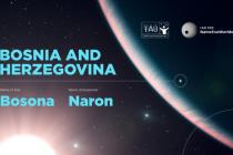 Međunarodna astronomska unija objavila: Bosna i Hercegovina je dobila zvijezdu i planetu u sazviježđu Vodolije