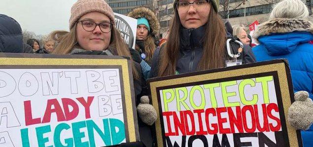 Zadnji 'Marš žena' protiv Trumpa prije predsjedničkih izbora