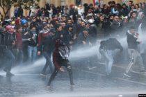 Desetine povređenih na protestu u Bejrutu
