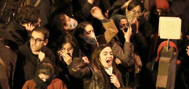 Protesti u Iranu zbog obaranja ukrajinskog aviona