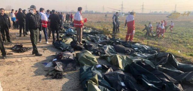 Istražitelji: Posada ukrajinskog aviona nije uputila poziv za pomoć