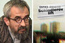 DARKO CVIJETIĆ JE DOBITNIK NAGRADE FRIC: Sve u Schindlerovom liftu ima nevjerovatnu razornu moć!