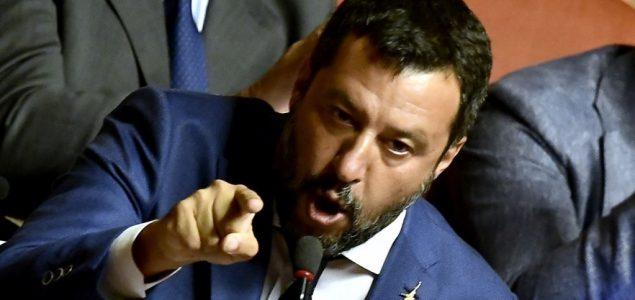 Salvini 'ne želi' imunitet, ali očekuje izborni trijumf