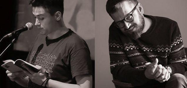 Almin Kaplan i Srđan Sekulić u Zvonu