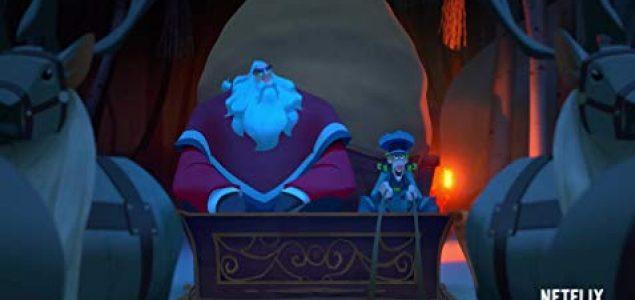 Klaus aka kao španska legenda o Deda Mrazu