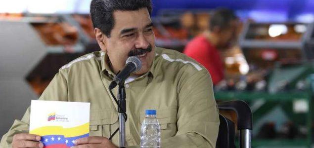 Maduro za konzularne odnose s Kolumbijom