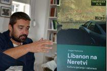 """Promocija knjige Dragana Markovine """"Libanon na Neretvi"""" u Sarajevu"""