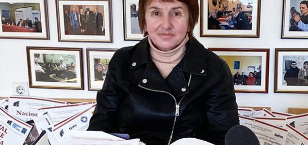 Mirsada Mulać: Da se pitaju HDZ i SDA oni bi dijelili i bolest odnosno zdravlje ljudima po stranačkoj pripadnosti