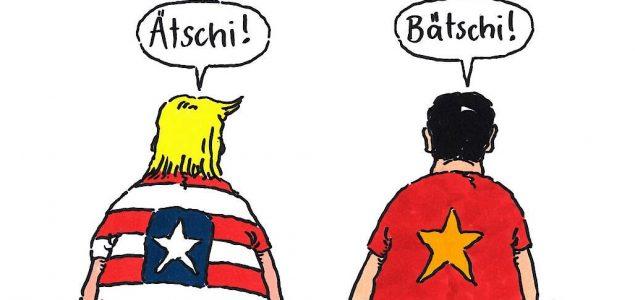 Udar Trumpa, pobjeda Kine
