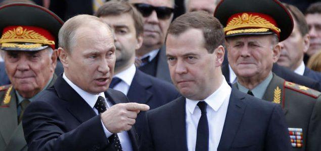 Medvedev: Razlozi za ostavku reforme i faktor vremena