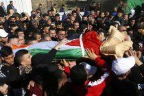 Izraelska vojska ubila najmanje četvero Palestinaca