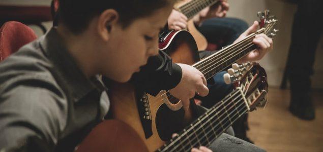 """Upis u školu gitare """"Legato"""" u Mostaru"""