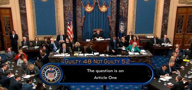 Oslobađajuća presuda za Trumpa: Šest pouka iz impičment debakla