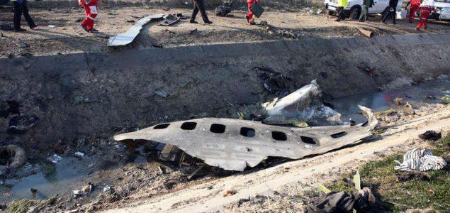 Iran nastavlja sarađivati u istrazi o ukrajinskom avionu