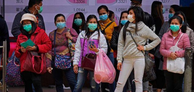 U Kini više od hiljadu mrtvih od koronavirusa