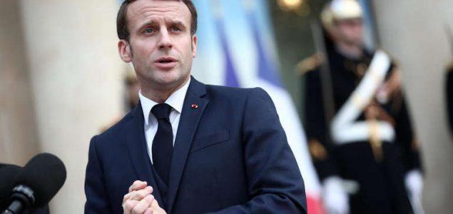Predsjednik Francuske za formiranje zaštićene zone u Kabulu