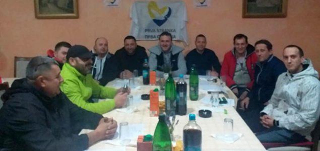 U Mostaru formiran gradski odbor Prve bosanskohercegovačke stranke