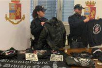 Ovako se to radi u Italiji: neki tip prodavao je majice sa 'Za dom spremni', odmah su ga uhitili zbog poticanja mržnje