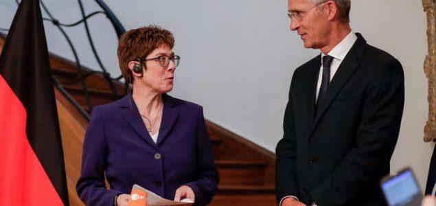 Njemačka i NATO rezervirani prema Macronovom prijedlogu o odbrani